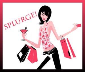 splurge