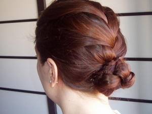 french-updos