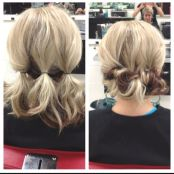 three-pony-updo